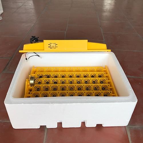 máy ấp trứng ánh dương a100 ấp 50 trứng